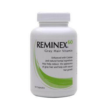 Reminex 60. NEW! Hair Color Restoration Vitamin