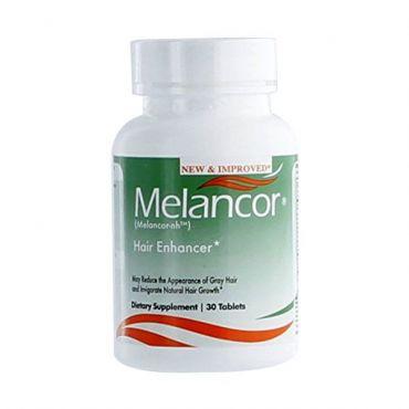 Melancor for Grey Hair and Hair Loss